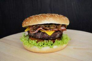 murder at a burger restaurant